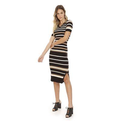 Vestido-Listrado-Tricot-Estampado