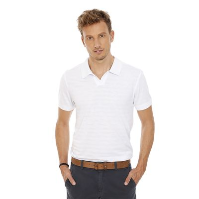 Polo-Mc-Listras-Jacquard-Flame-Branco