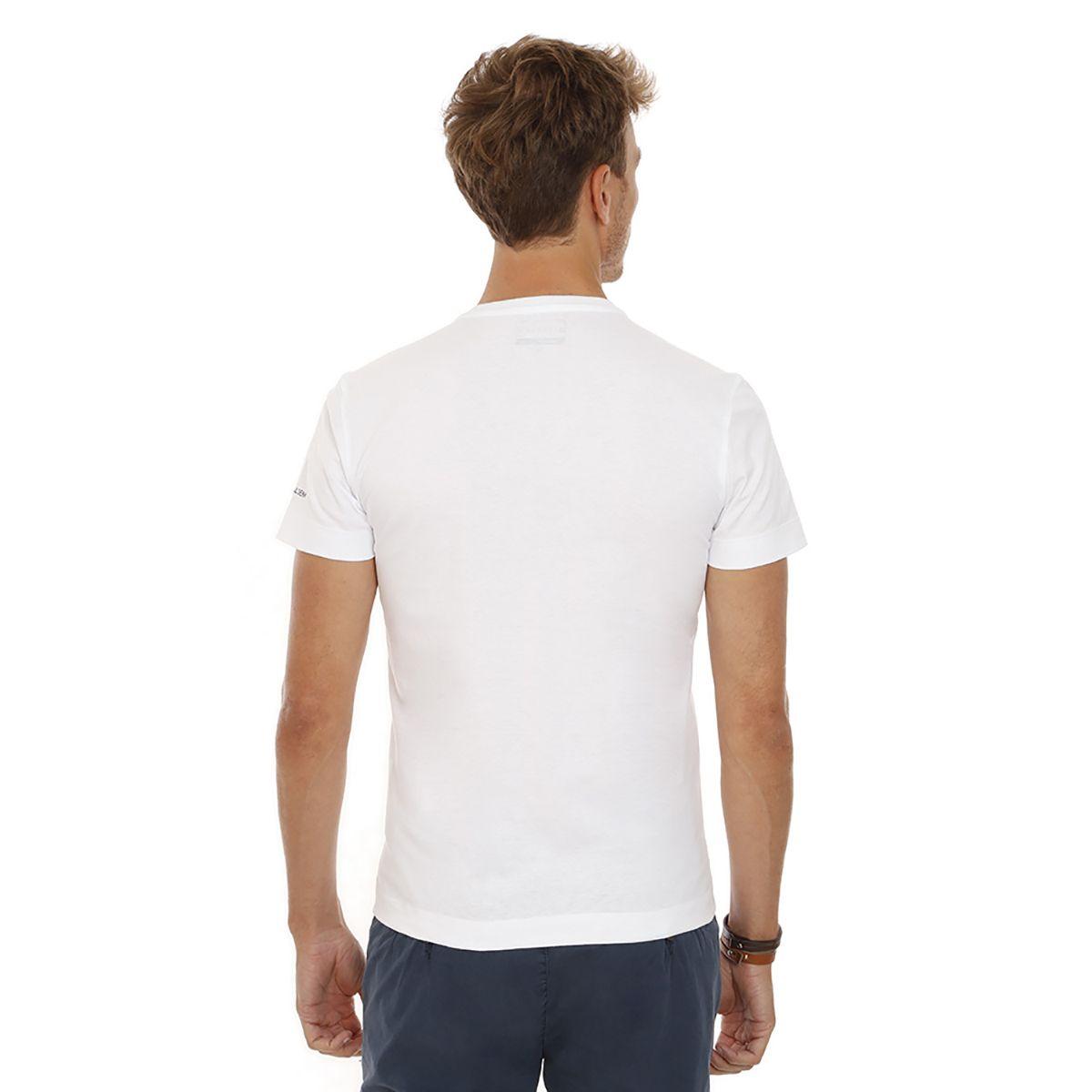 Camiseta-Gola-V-Estampada-Branco
