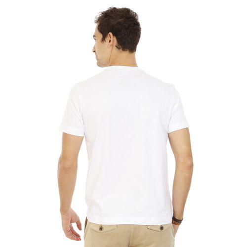 Camiseta-Gola-Careca-Estampada-Branco