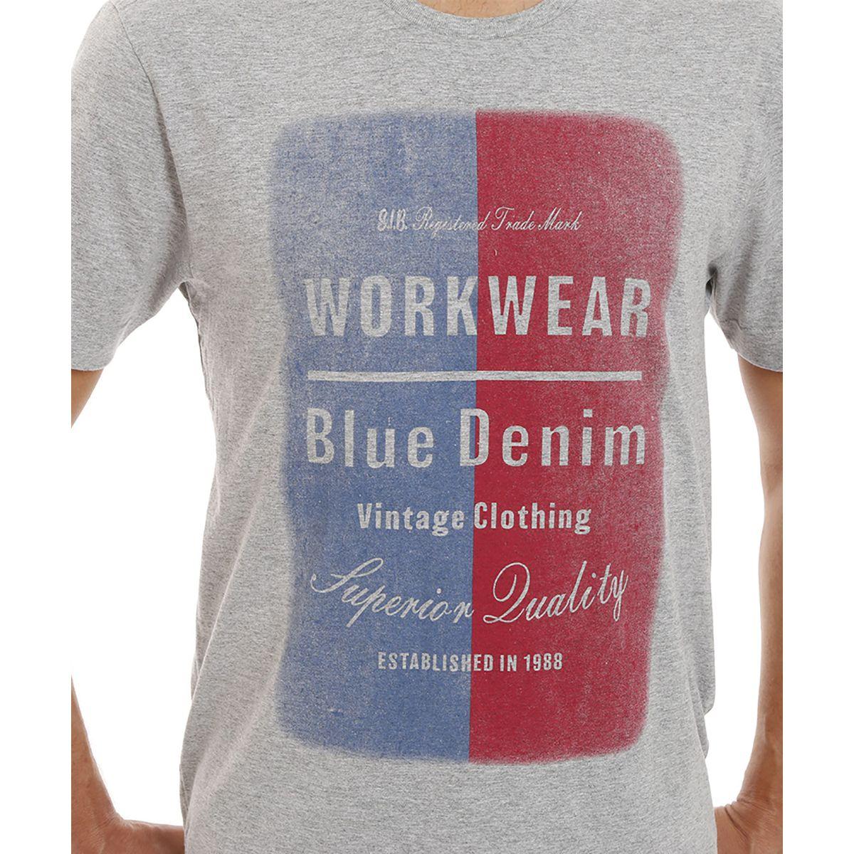 Camiseta-Gola-Careca-Estampada-Cinza