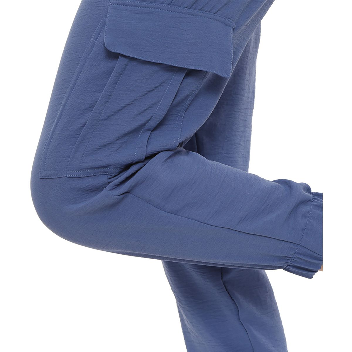 Calca-Lisa-Plano-Azul