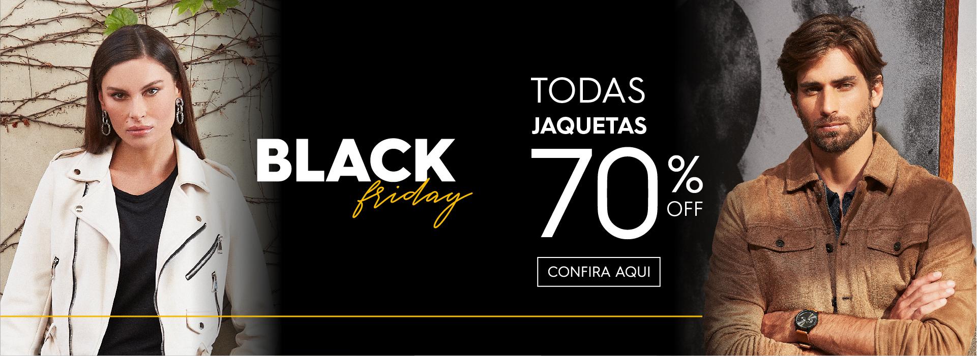 Black Friday   Jaquetas