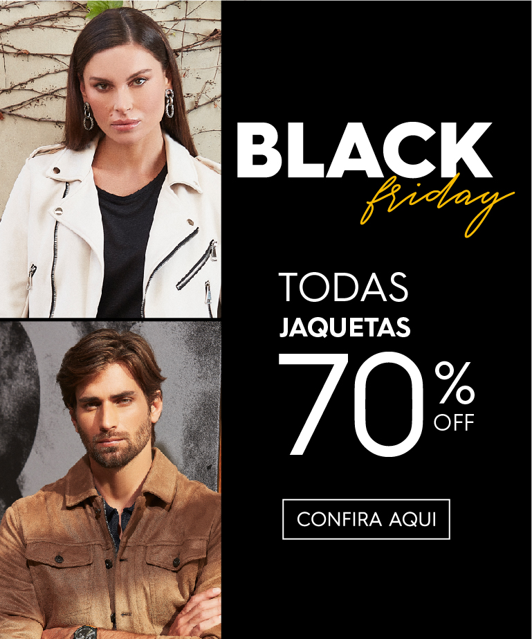 Black Friday | Jaquetas