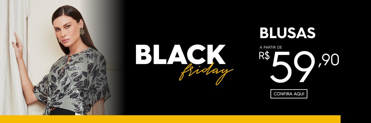 Black Friday | Blusas