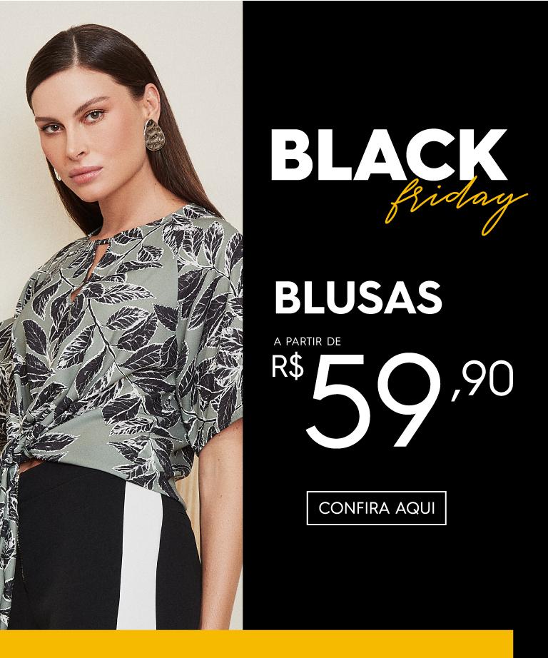 Black Friday   Blusas