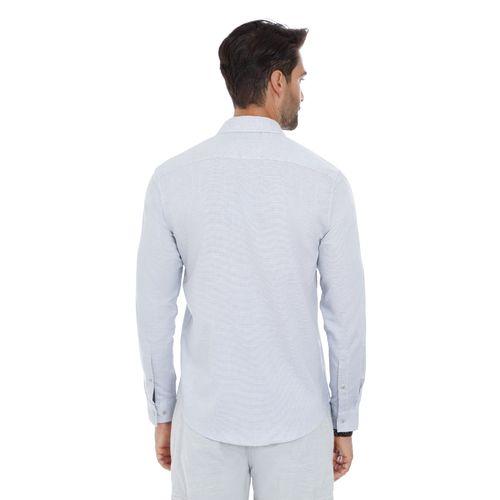 Camisa-Fio-Tinto-Micro-Maquinetado-Azul---P