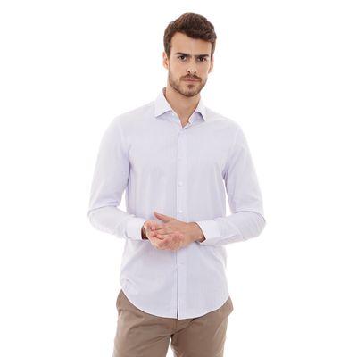 Camisa-Micro-Xadrez-Maquinetado-Lilas---P